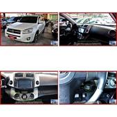 2010年豐田RAV-4白色2.4L休旅車保證只跑5萬公里非常美~_:相簿封面
