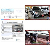 2006年本田CR-V鐵灰色2.0保證只跑8萬多公里~非常少:相簿封面