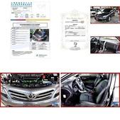 2013年豐田ALTIS鐵灰色1.8E版只跑1萬3公里:相簿封面