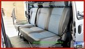 2009年三菱得利卡廂式2.4銀色8人座非常漂亮:2009年三菱得利卡廂房IMG_0015.JPG