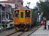 鐵道車輛:列車進入 十分街區