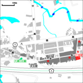 地圖:湖口老街