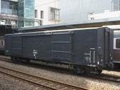 鐵道車輛:蓬車 21000形 樹林