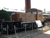 鐵道車輛:阿里山 114031 苗栗火車博物館