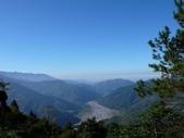 旅遊.景點(二):司馬限林道俯瞰 大安溪谷