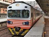 鐵道車輛:1020次通過 樹林站