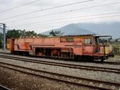 鐵道車輛:奧地利 大型砸道車 601 池上站