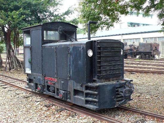 鐵道車輛:阿里山林鐵 KATO 7噸車