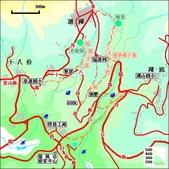 地圖:台北.北投 十八分