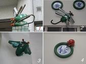 網誌四格圖:台南郵局的裝置藝術