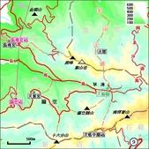地圖:猴山岳