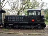 鐵道車輛:阿里山 114032 嘉義阿里山車庫