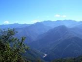旅遊.景點(二):司馬限林道遠眺 雪山