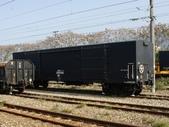 鐵道車輛:蓬車 25000形 二水站