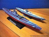 圖片:日本潛艦 伊-400 & 伊-1
