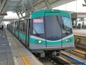 鐵道車輛:高雄捷運 世運站