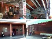 網誌四格圖:大里杙 老街、倒栽榕和 保正集會所
