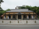 旅遊.建築(二):新化武德殿