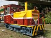 鐵道車輛:順風牌機(關)車 新營糖廠