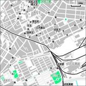 地圖:虎尾街區
