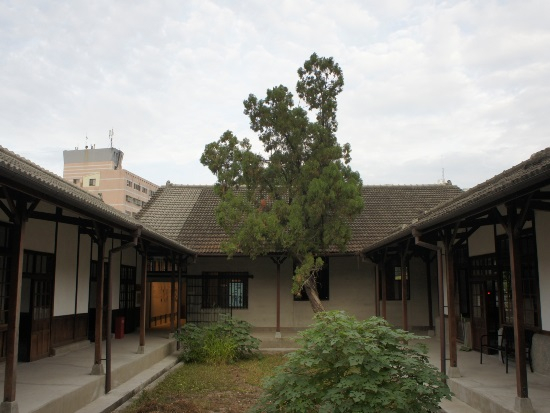 旅遊.建築(二):斗南分局舊辦公廳舍
