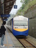 鐵路印象:EMU700 百福