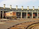 鐵路印象:彰化扇形車庫