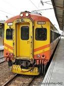 鐵道車輛:EMU300 斗南站