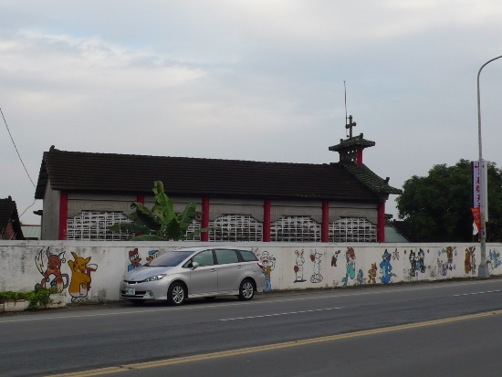 旅遊‧建築:斗六 石榴天主堂