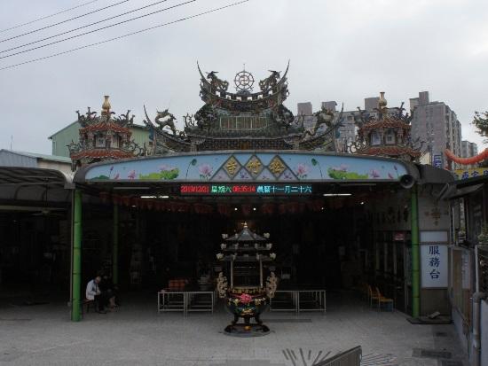 宗教人文:台中 北屯 松竹寺