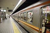 關西の百選春櫻饗宴 DAY5 大阪難波 080410:地下鉄堺筋線
