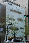 關西の百選春櫻饗宴 DAY5 大阪難波 080410:HERMES