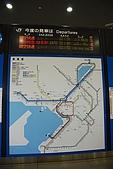 禪。靜。在京都 DAY 1 京都駅>>洛中 061027:列車MAP