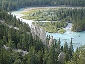 2006加拿大洛磯山脈:191 - 班夫國家公園-石林 Hoodoos (4)