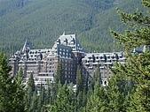 2006加拿大洛磯山脈:198 - 班夫國家公園-驚奇角 (2)