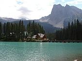 2006加拿大洛磯山脈:264 - 悠鶴國家公園-翡翠湖 Emerald Lake (3)