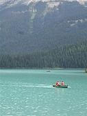 2006加拿大洛磯山脈:268 - 悠鶴國家公園-翡翠湖 Emerald Lake (7)