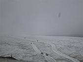 2006加拿大洛磯山脈:154 - 哥倫比亞大冰原 The  Columbia Icefield-阿薩巴斯卡冰河Athabas
