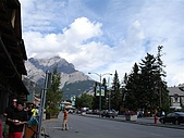 2006加拿大洛磯山脈:204 - 班夫國家公園-班夫鎮 Banff (3)