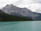 2006加拿大洛磯山脈:274 - 悠鶴國家公園-翡翠湖 Emerald Lake (13)