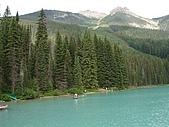 2006加拿大洛磯山脈:275 - 悠鶴國家公園-翡翠湖 Emerald Lake (14)