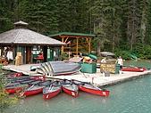 2006加拿大洛磯山脈:276 - 悠鶴國家公園-翡翠湖 Emerald Lake (15)