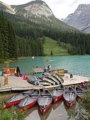 2006加拿大洛磯山脈:277 - 悠鶴國家公園-翡翠湖 Emerald Lake (16)