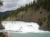 2006加拿大洛磯山脈:214 - 班夫國家公園 - 弓河瀑布 Bow Fall  (5)