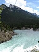 2006加拿大洛磯山脈:216 - 班夫國家公園 - 弓河瀑布 Bow Fall  (7)
