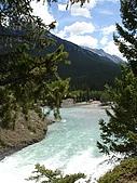 2006加拿大洛磯山脈:221 - 班夫國家公園 - 弓河瀑布 Bow Fall  (12)