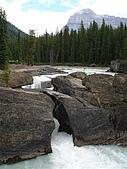 2006加拿大洛磯山脈:280 - 悠鶴國家公園-天然橋 Natural Bridge (2)