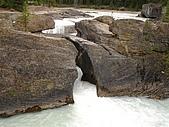 2006加拿大洛磯山脈:281 - 悠鶴國家公園-天然橋 Natural Bridge (3)