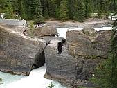 2006加拿大洛磯山脈:282 - 悠鶴國家公園-天然橋 Natural Bridge (4)