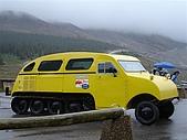 2006加拿大洛磯山脈:126 - 哥倫比亞大冰原 The  Columbia Icefield - 第一代雪車 (1)
